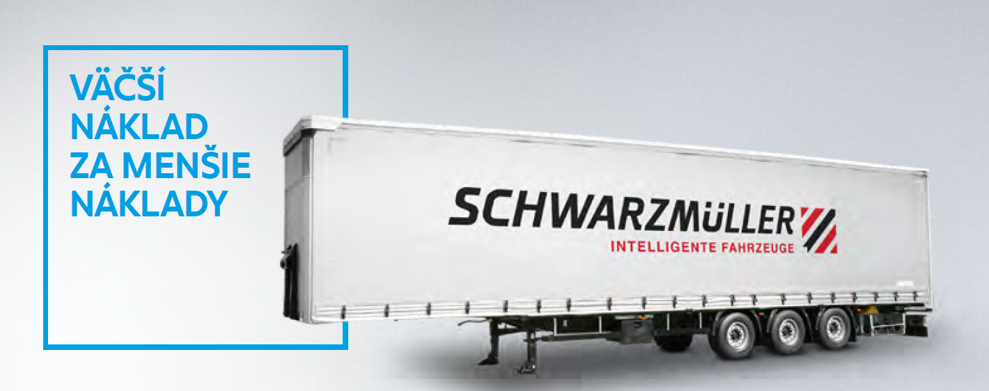 Výhodné financovanie návesov Schwarzmueller cez ČSOB Leasing